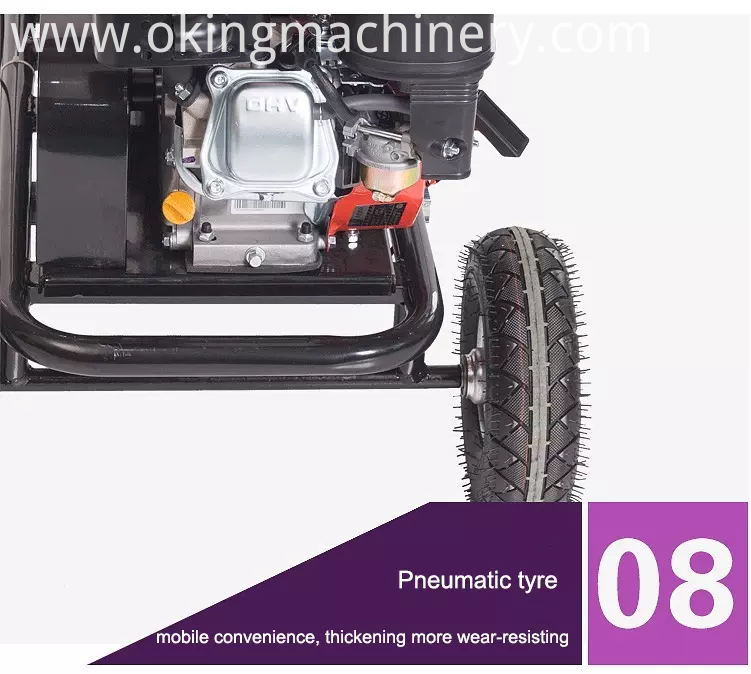 Cold Plastic Road Marking Machines