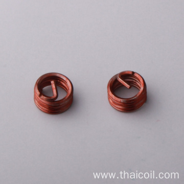 brass m2-m96 handle threaded insert for plastic
