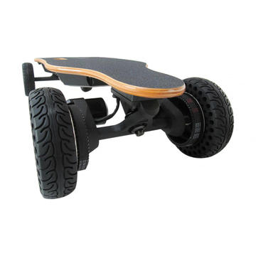 Special for Electric Skateboard Black Color SUV Electric Skateboard supply to China Taiwan Exporter