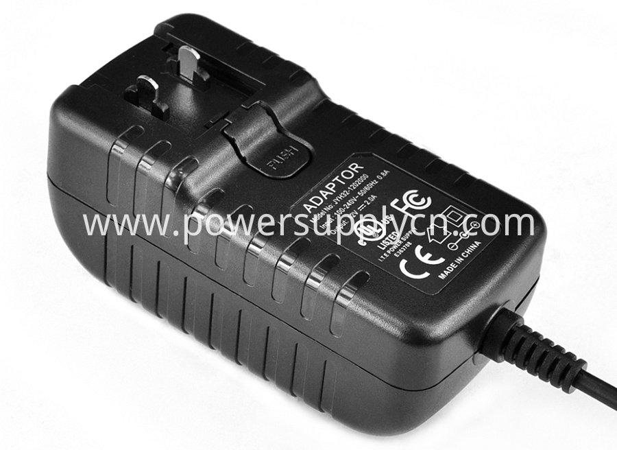 ITE 16V1000MA Interchangeable Plug Power Adapter