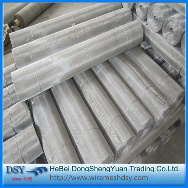 High Temperature Stainless Steel Wire Mesh