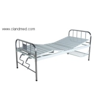 Triple-folding bed with S.S.bedhead