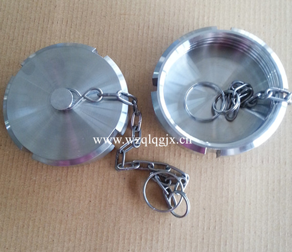 Food Grade Blind Nut with Chain