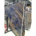dark color  blue sodalite slabs
