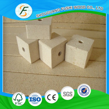80x80x80mm Partical Board Chipboard Chipblock Flakeboard