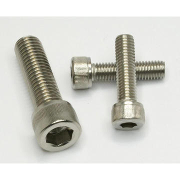 Ukuthengisa Okushisayo M3 Socket Head Stainless Steel Screws