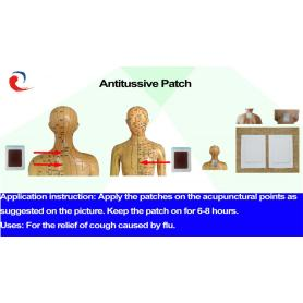 Antitussive  Patch(Medical Cold Patch )