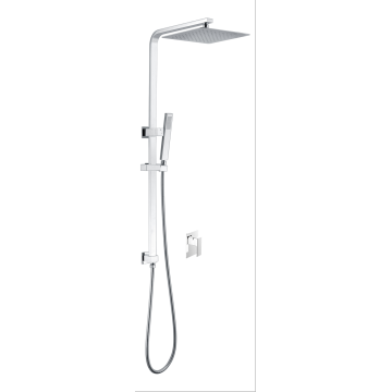 Contemporary Stainless steel Shower Set
