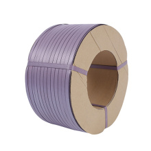 Purple color PP packaging plastic strap factory