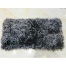 Long Hair Tibetan Sheepskin Blanket