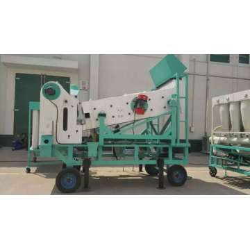 Self-Regulation Vibrating Screen Equipment