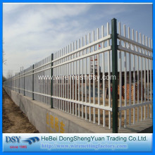 New Type Ornamental Wrought Iron Fence