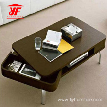 New Centre Table with Folding Drawer