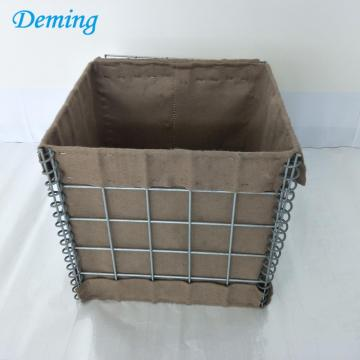 Retaining Wall Welded Wire Mesh