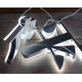 3D Back Lighted Letters Box for Commercial Use