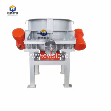 High quality vibrating abrasive polishing machine