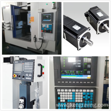 650×650mm  CNC Medical Device Engraver Machine