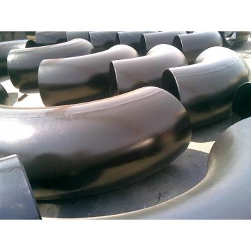 Manufactur standard for Carbon Steel Nipple SCH40 carbon steel pipe fittings 90 elbows export to Japan Factory