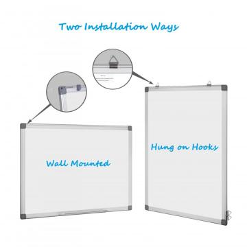 2019 Double sided magnetic writing board for office