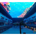 PH4 led ceiling display screen