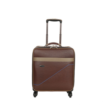 Fashion trolley boarding box caster travel luggage