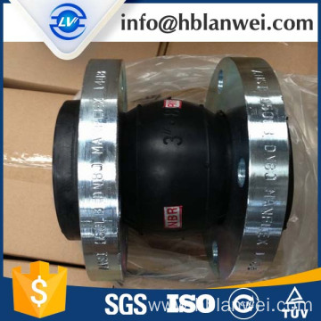 Factory source manufacturing for Rubber Connector Factory Price PN10 Flexible rubber coupling with flange supply to French Guiana Factory