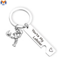 Customized metal many types of keychain