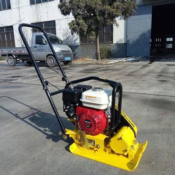 Besr offer 5.5hp unidirectional plate compactor 66kg