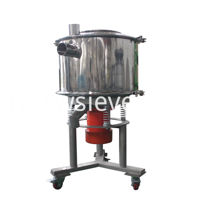 High Frequency Sifter