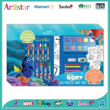 DISNEY&PIXAR FINDING DORY 60 pieces art set