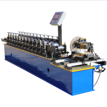 High Precision Shutter Door Panel Making Machine