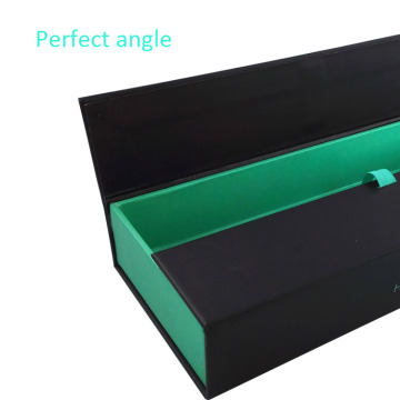fashion gift paper packaging boxes for hair extension