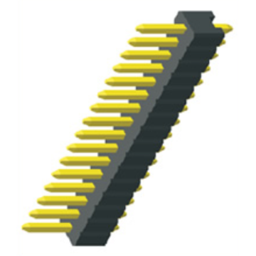 1.27mm Pitch Straight Type Single Row