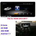 GPS+Navigation+for+Mercedes+B+W246+12-17
