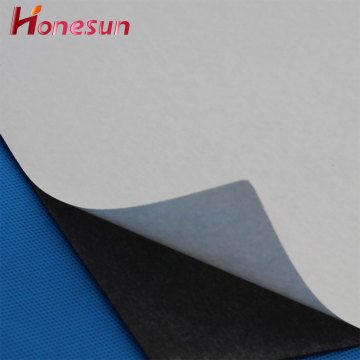 soft rubber magnetic sheet magnet