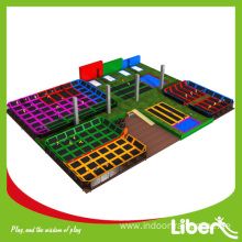 Big trampoline place for children