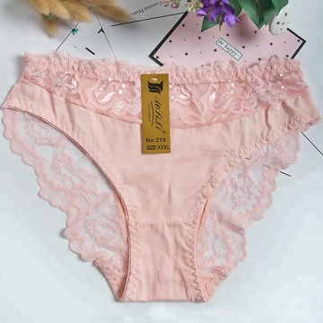 Transparent Temptation fancy panties sexy g-string