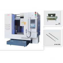 CNC Copper Electrode Processing and Drillng Machine