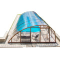 Retractable Roof Shelter Idea Pool Tent Cover