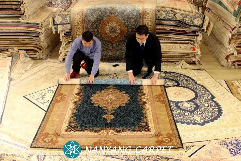 Persian rug blue (1)