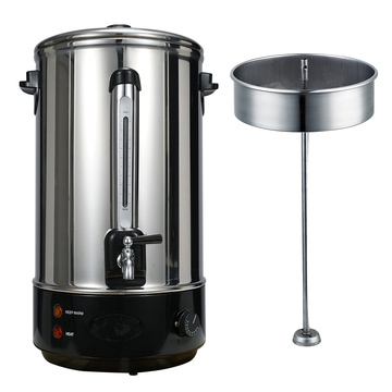 stainless steel commercial coffee brewers