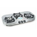 3 Burners SS Gas Stove High Flame