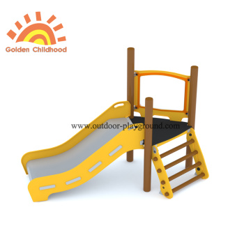 HPL Toddler Panel Bridge Slide Play Set