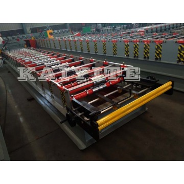 High Speed Roof Corrugated Sheet Roll Forming Machine
