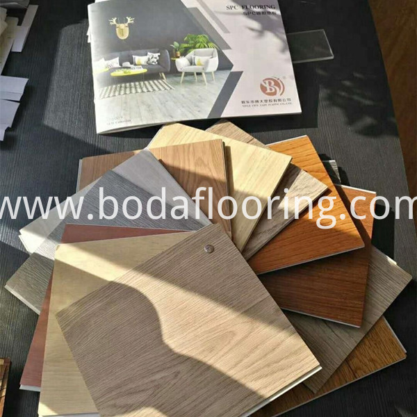 Waterproof Click spc flooring (2)