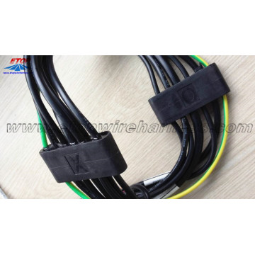 OEM manufacturer custom for Strain Reliefs And Grommets Cable Assembly For Fuel Dispenser export to Germany Importers
