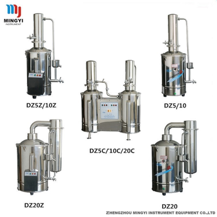 distilled water equipment
