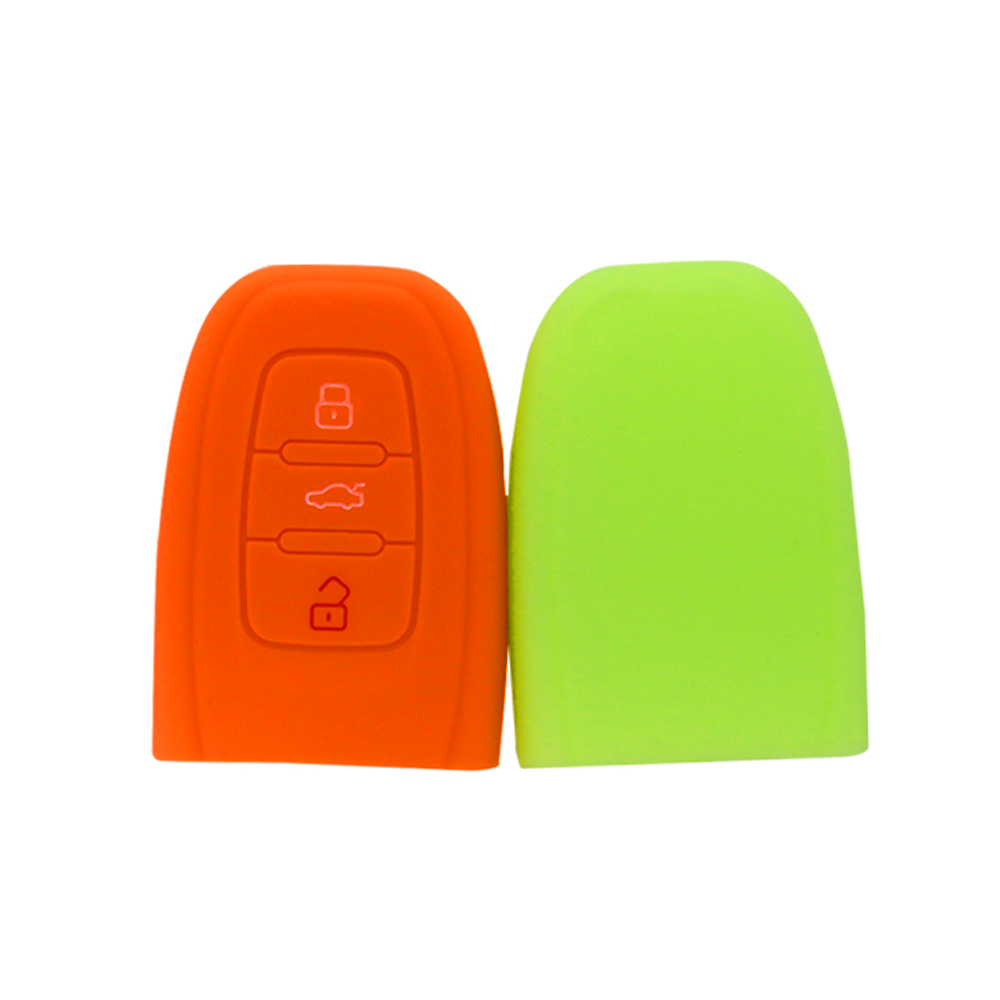 OEM Silicon Audi Car Key Case