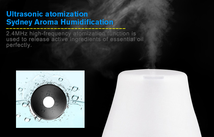 Water Ultrasonic Diffuser