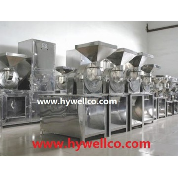 Grinding Machine for Crisp Food
